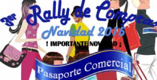 III Rally de compras Navidad 2015 Alcala de Guadaira