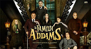 Familia adams accesible