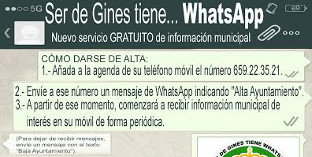 Gines wapp