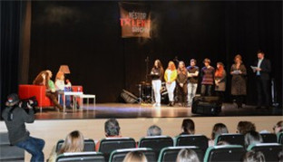 Talent show tomares
